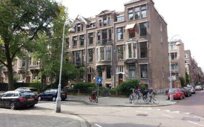 Valkering & Co. heeft bemiddeld bij de koop van 4 panden Valeriusplein 12-18 Amsterdam