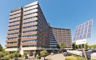 Valkering & Co. verhuurt 4.111 m² kantoorruimte in kantorencomplex Rijnpoort in Arnhem