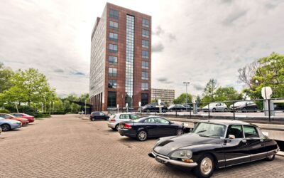 Full service multi tenant gebouw The One Amstelveen is live